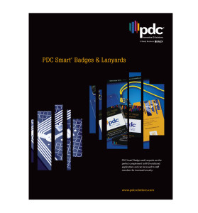 PDC Smart Badge & Lanyard Brochure
