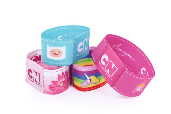 PDC Smart Stretch Cartoon Network Wristbands