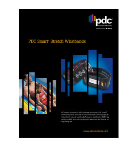 PDC Smart Stretch Wristbands Brochure