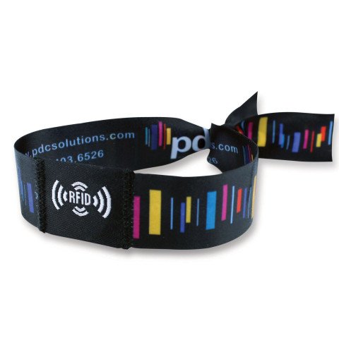 PDC Smart Satin Elite Wristbands